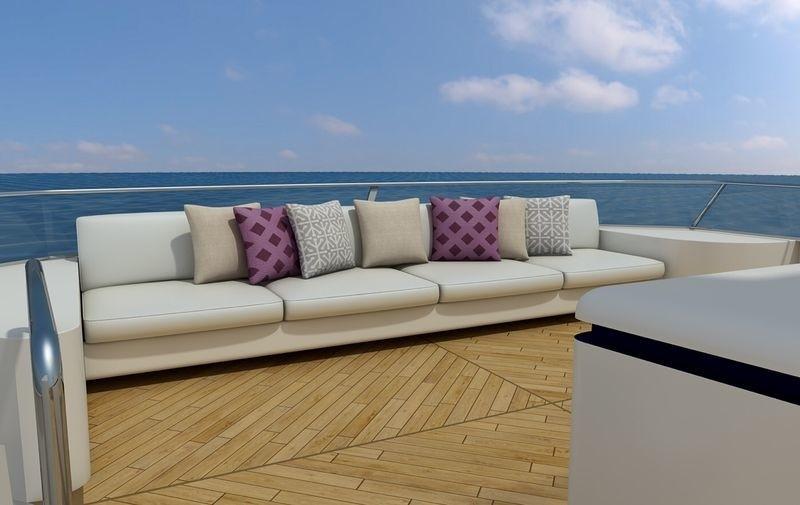 The 38m Yacht STELLA MARIS
