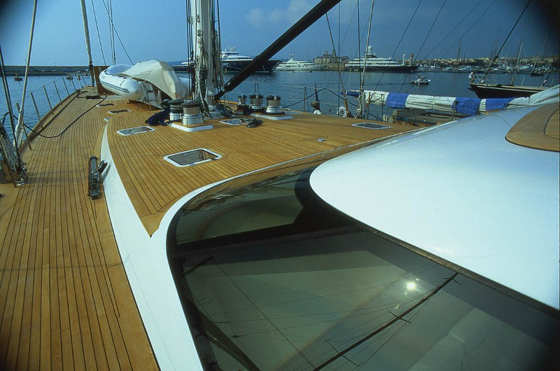 The 39m Yacht VAIMITI