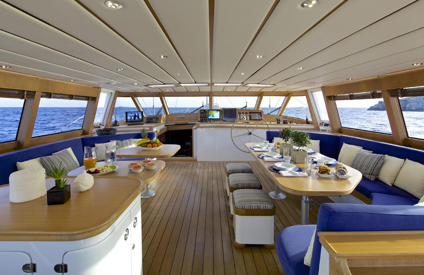 The 40m Yacht ALLURE