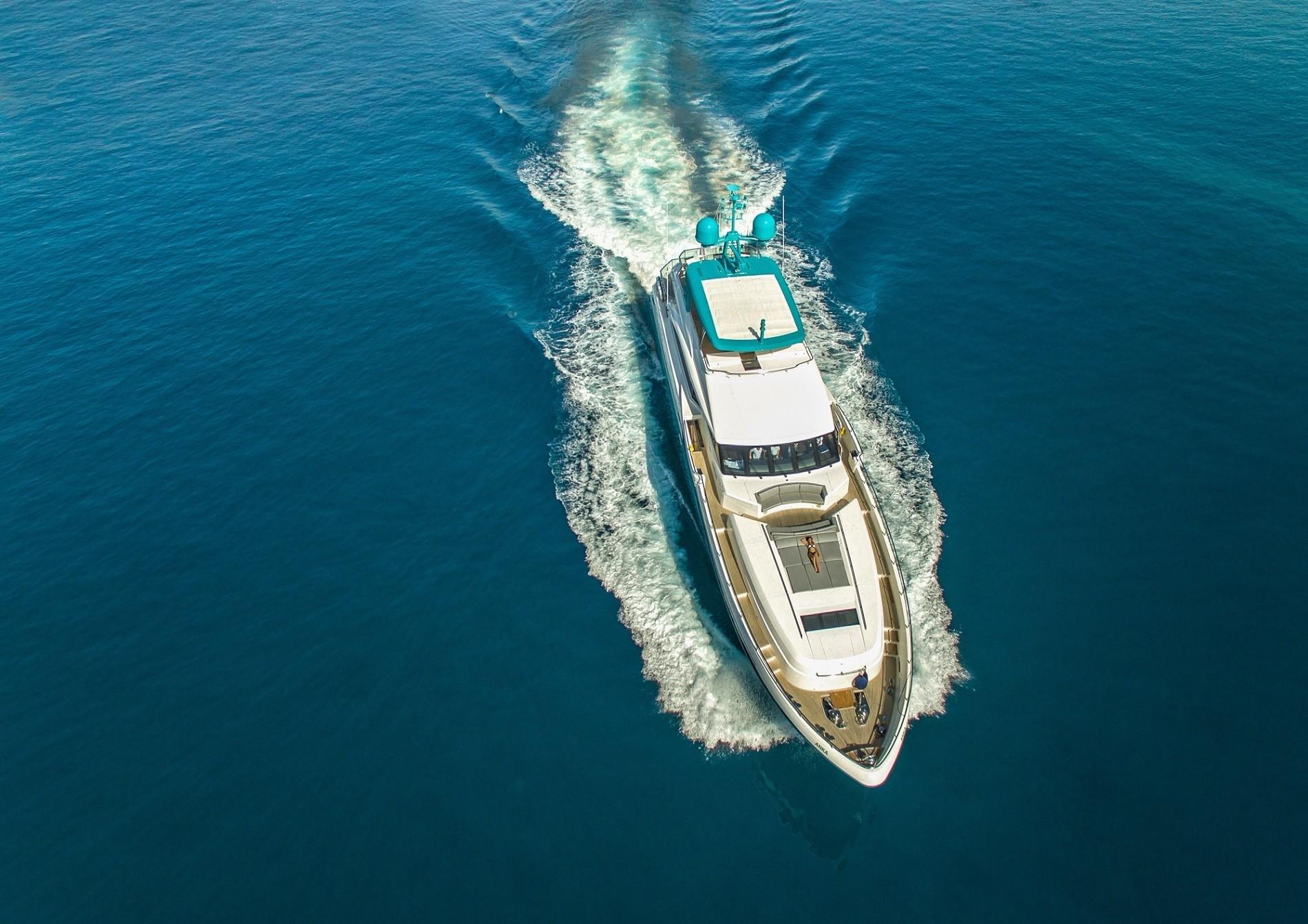 The 40m Yacht ANKA