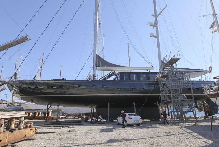 The 40m Yacht ROX STAR