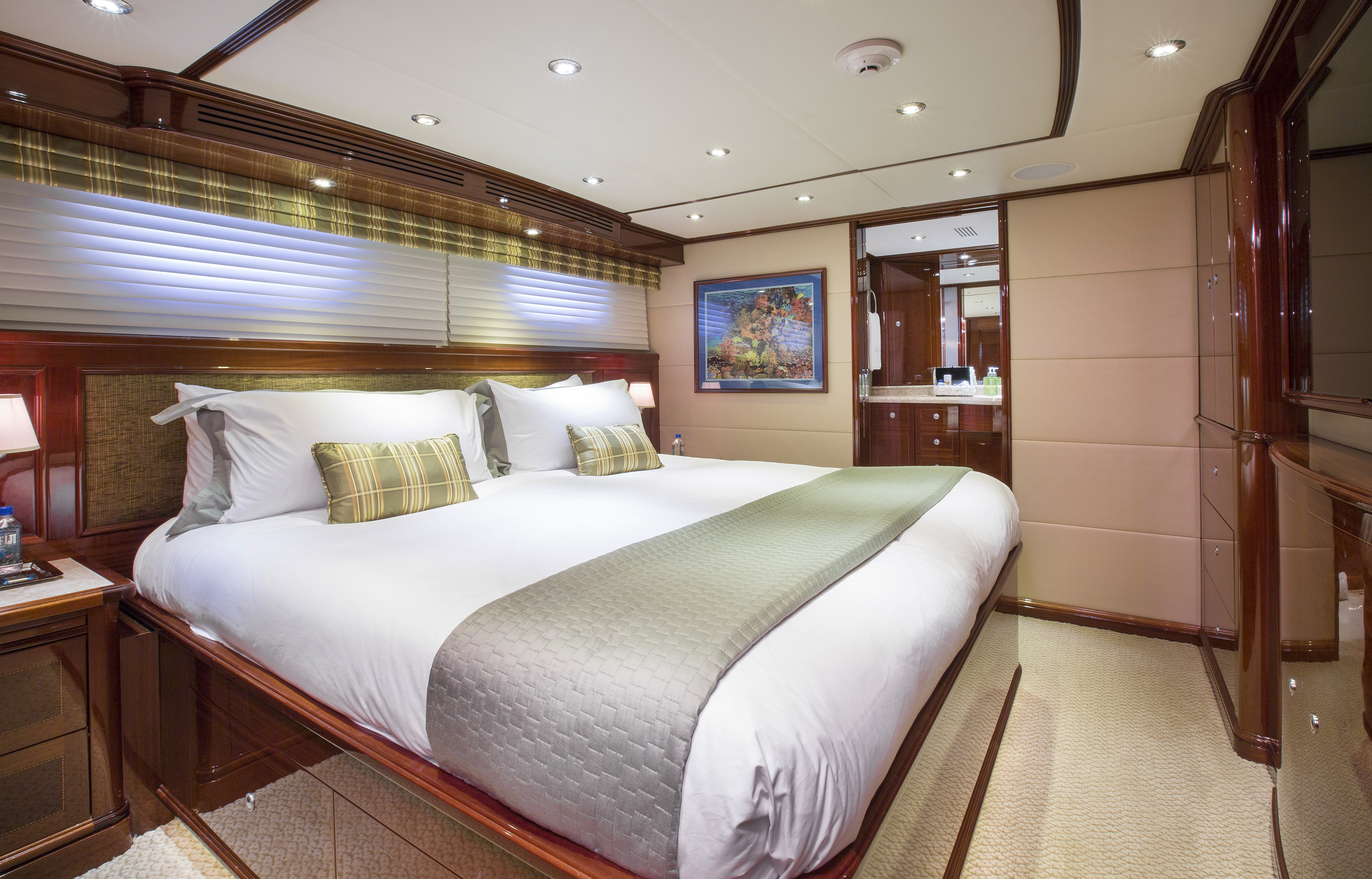 The 40m Yacht SERQUE