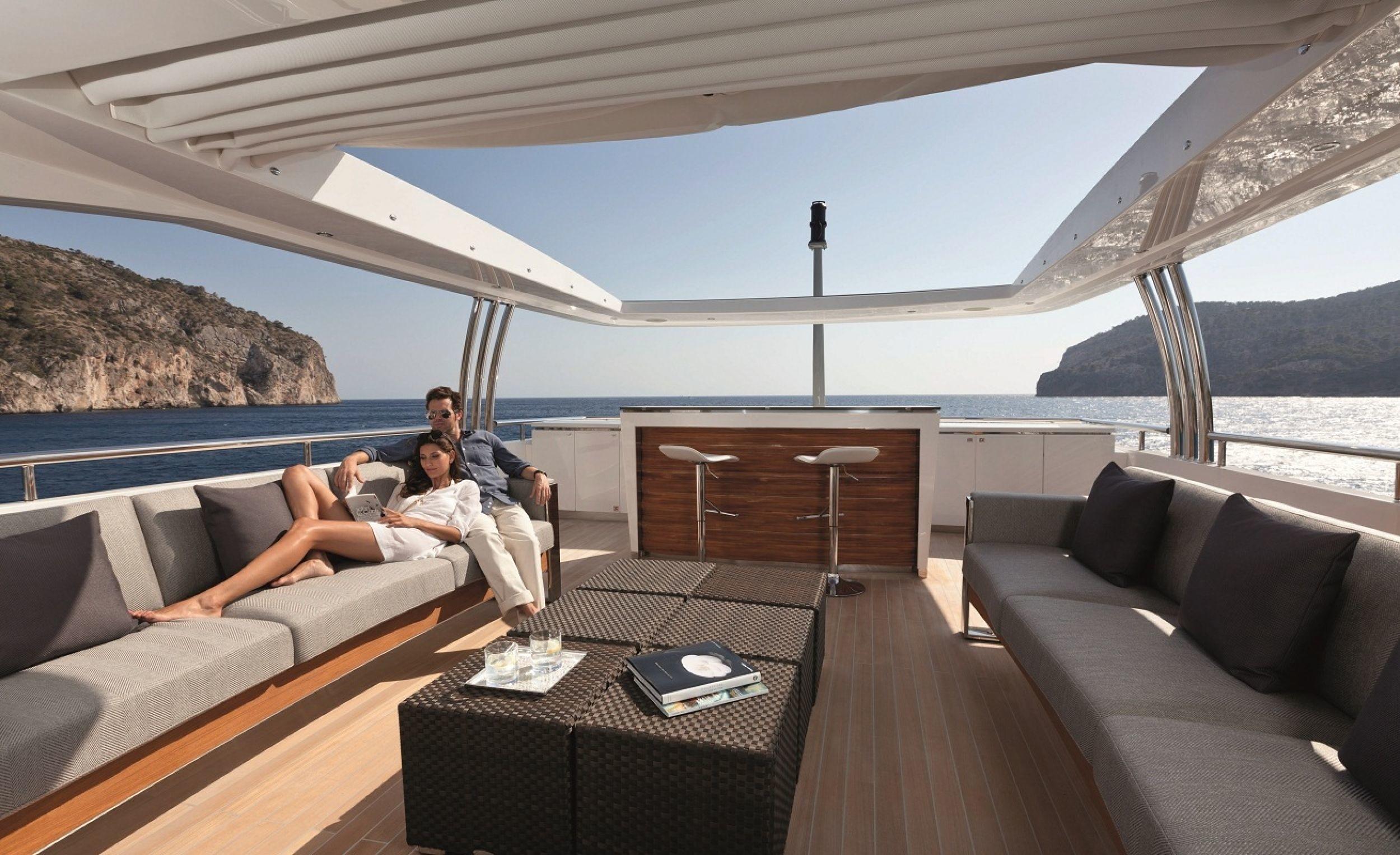 The 40m Yacht SOLARIS