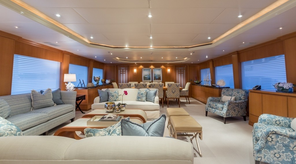 The 43m Yacht FOUR WISHES