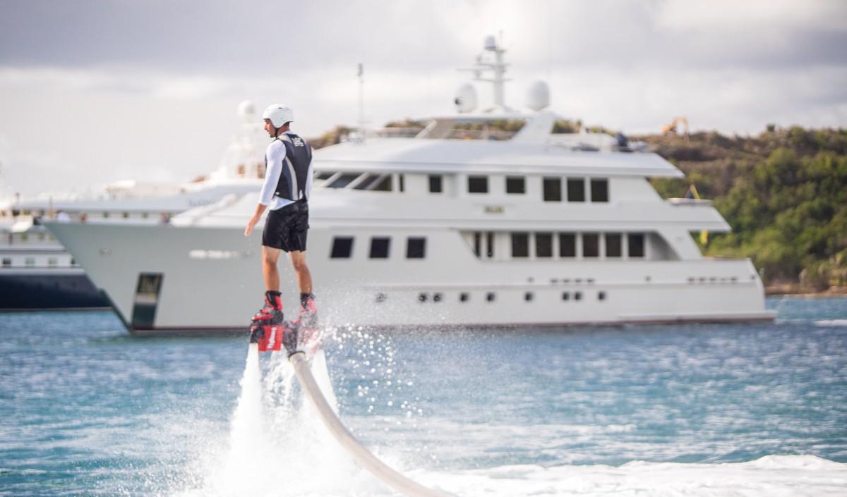 The 43m Yacht MIM