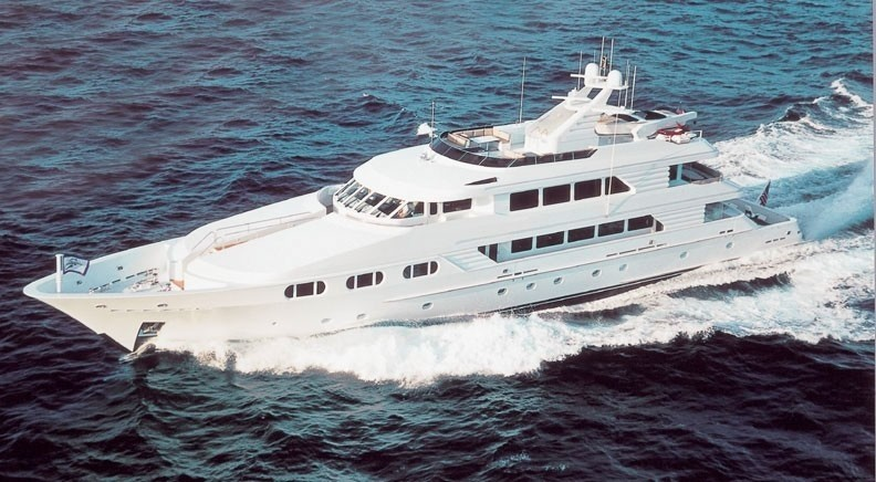 The 47m Yacht THEMIS