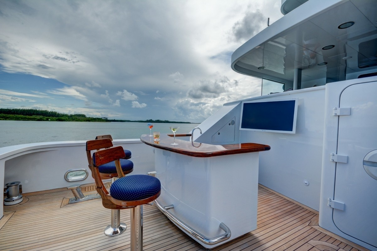 themis yacht charter details  trinity yachts