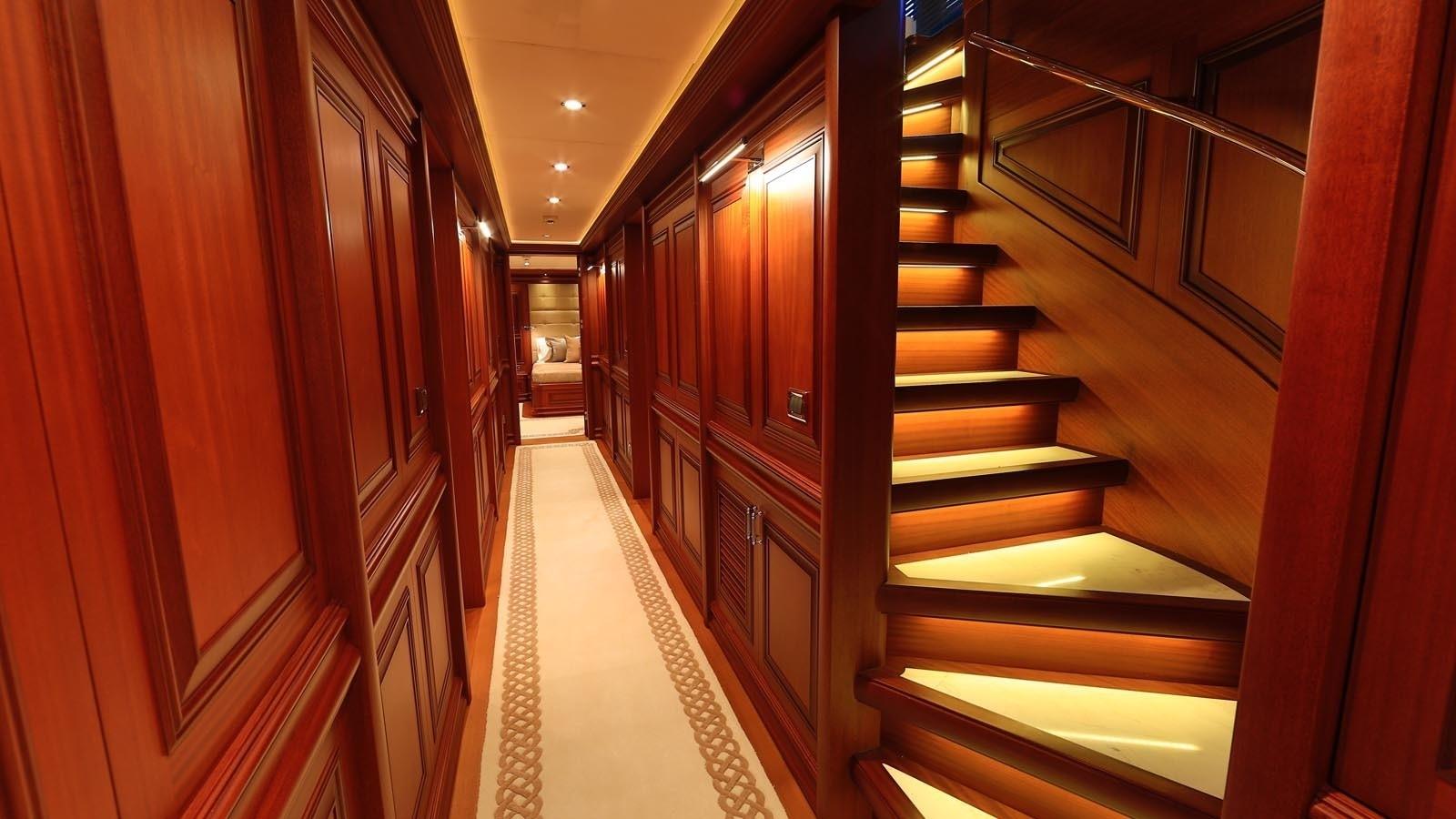The 49m Yacht CLARITY
