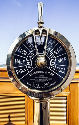 The 50m Yacht MALAHNE