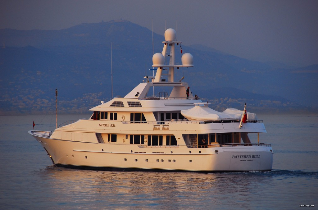 The 52m Yacht MARIA