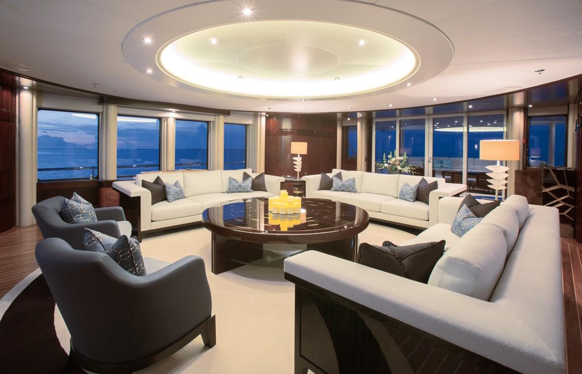 The 57m Yacht DREAM