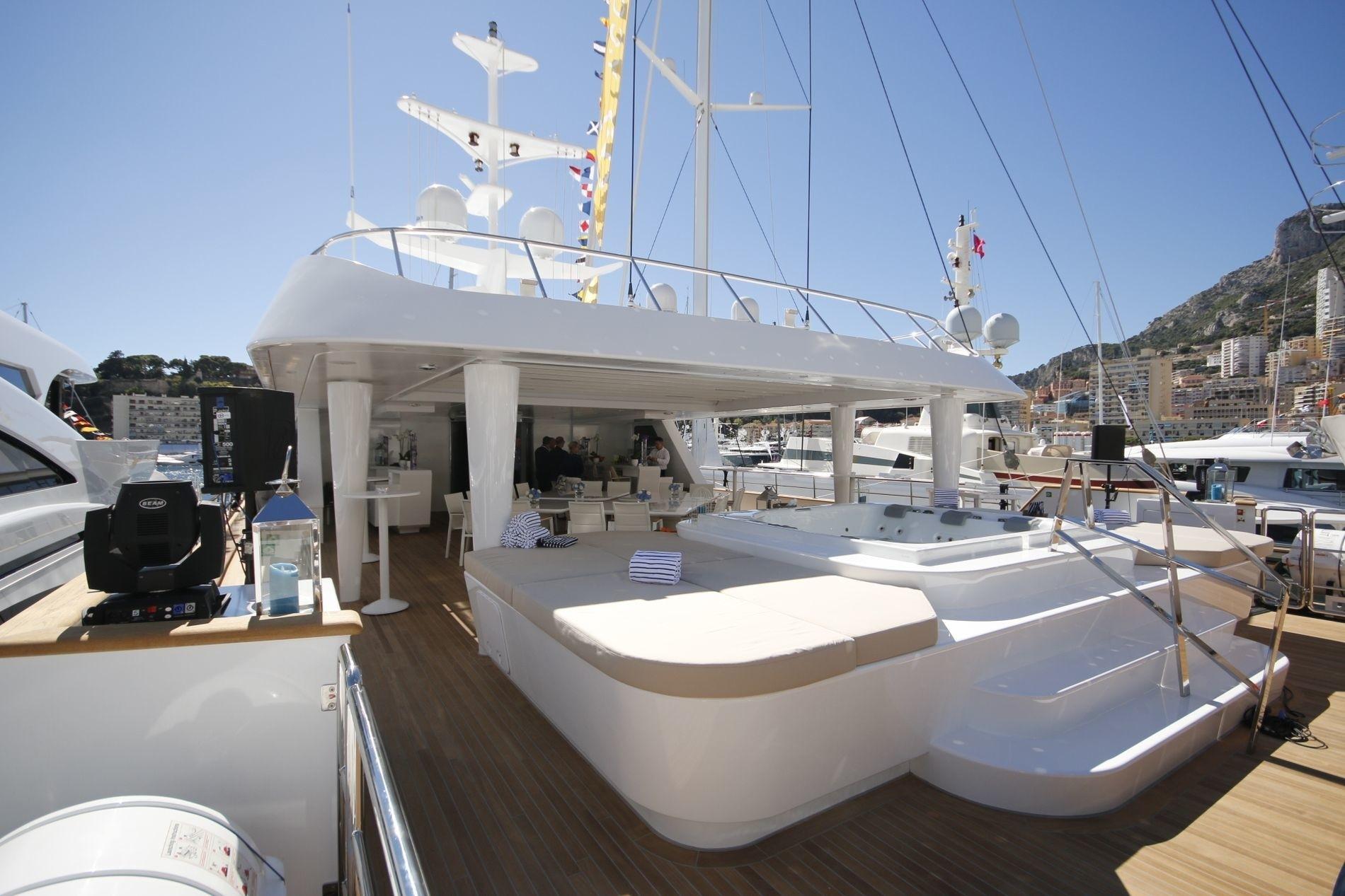 The 60m Yacht KATINA