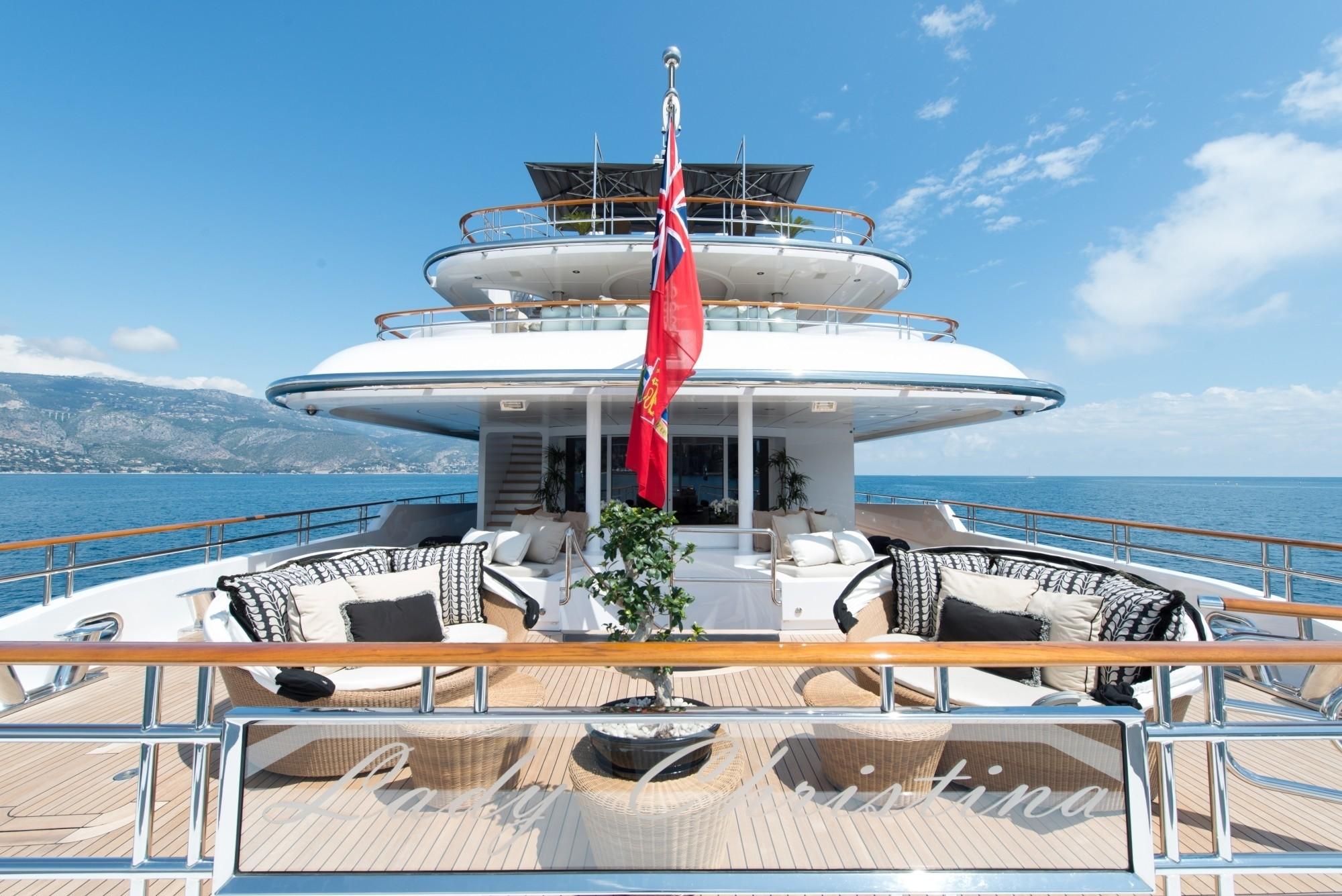 The 62m Yacht SEA WALK