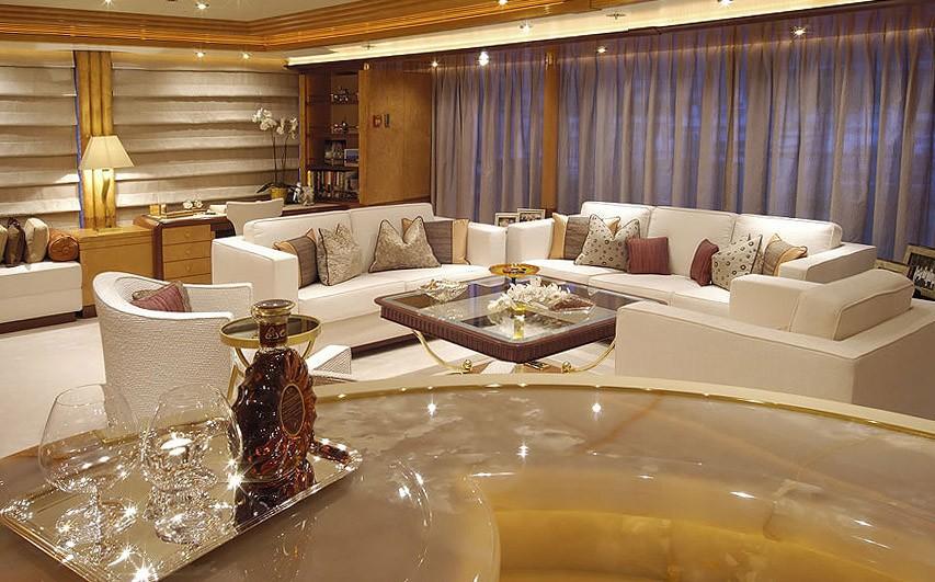 Top Saloon On Board Yacht SEA WALK