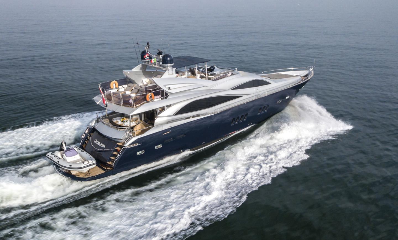 Motor Yacht MR SEA