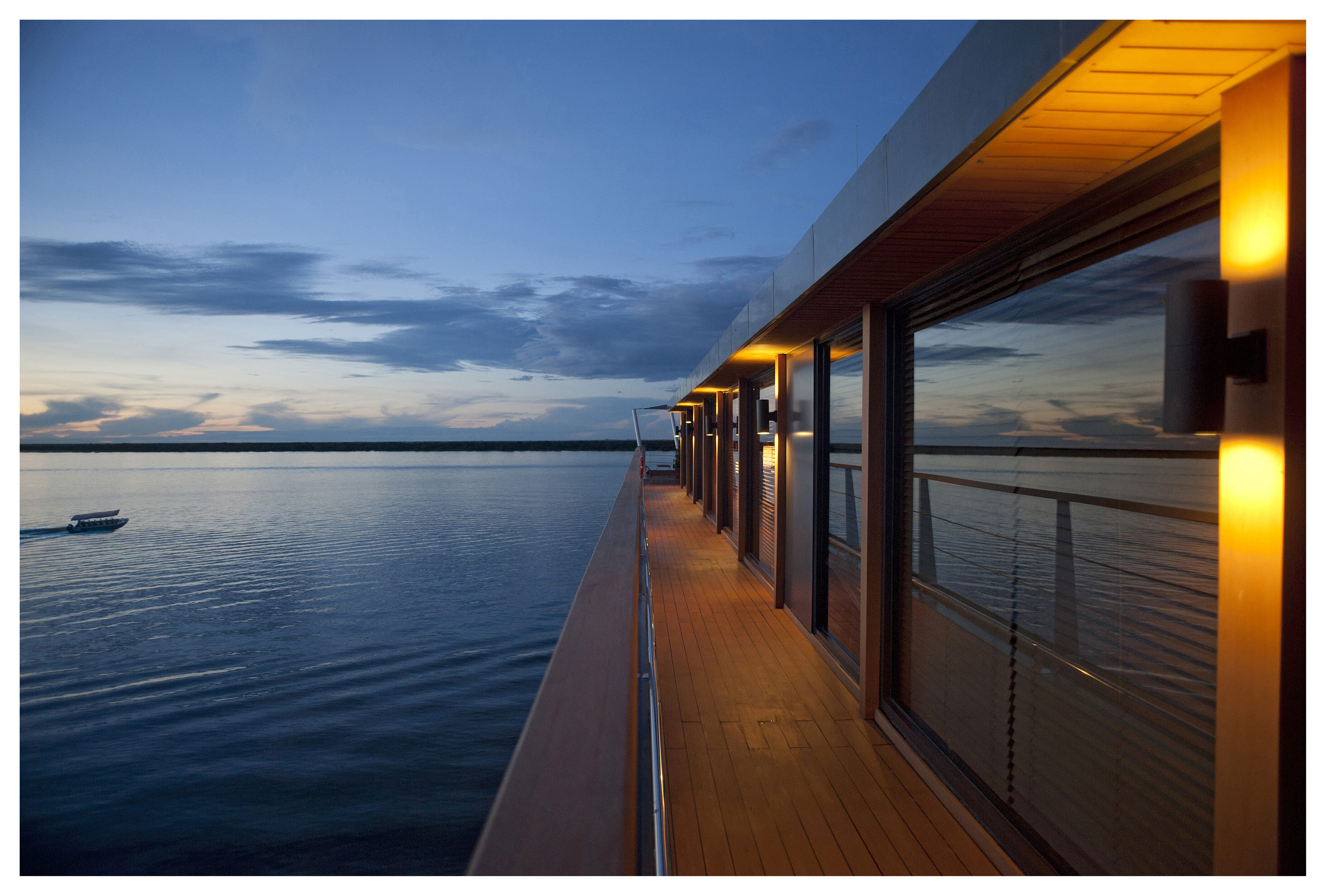 Aqua Mekong Observation Deck