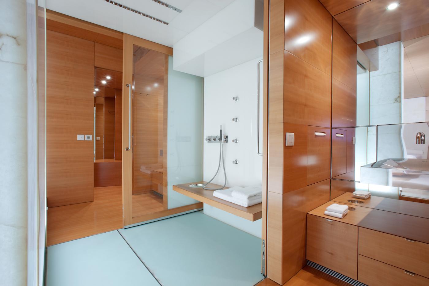 BM Master Cabin Bathroom
