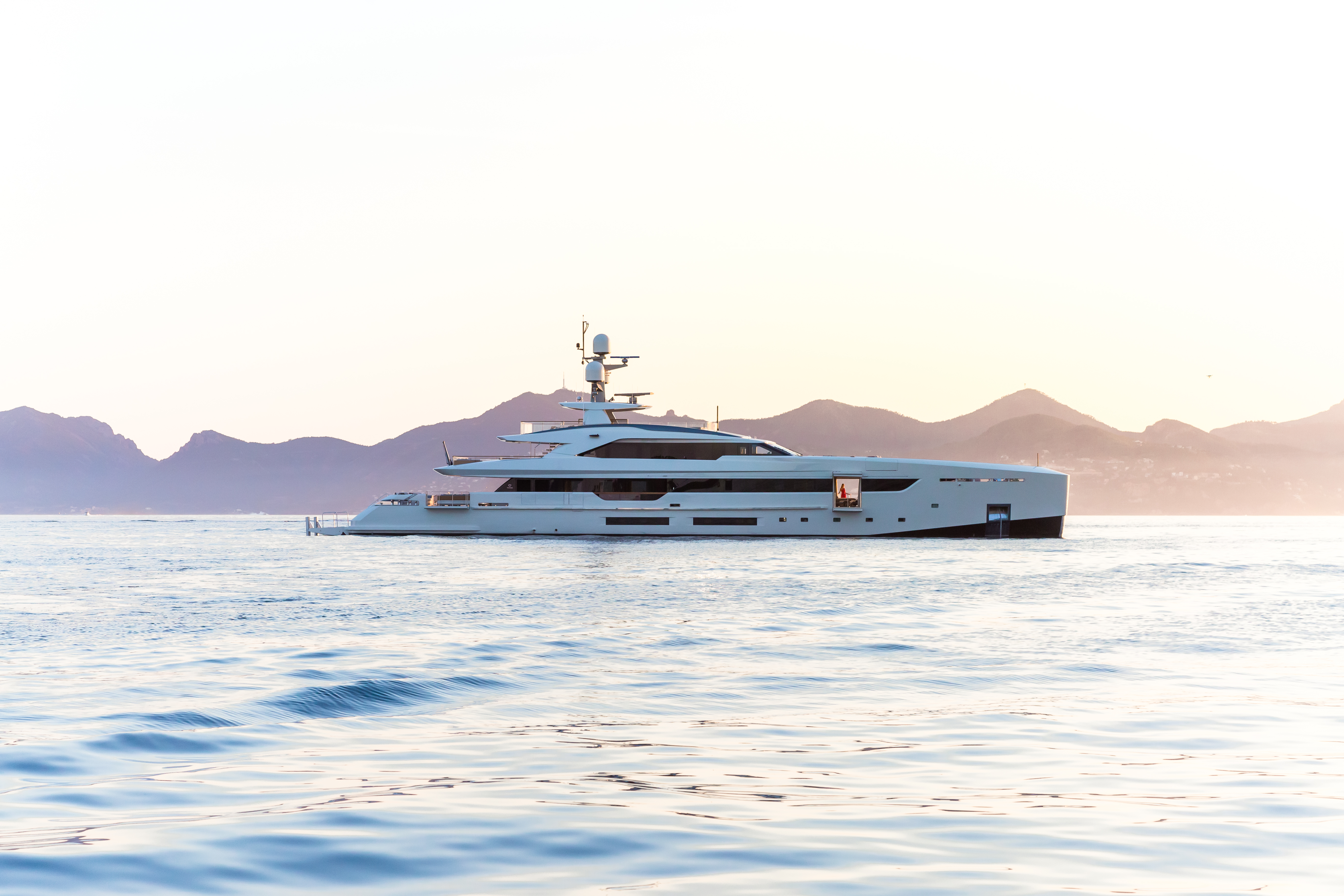 Cruising The Waters Of The Mediterranean