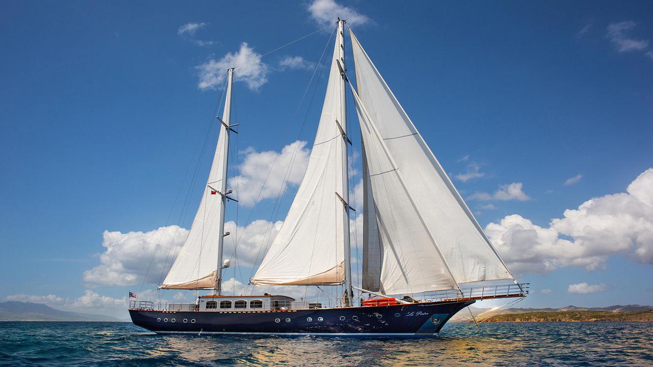 LE PIETRE Sailing Yacht Profile