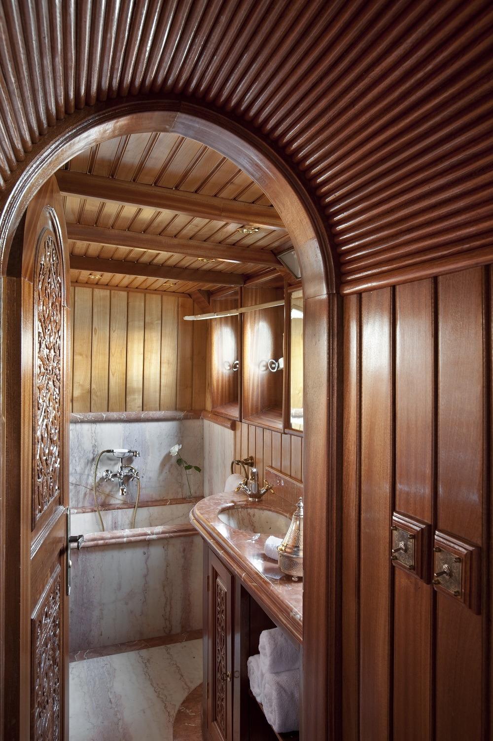 La Sultana Bold Sophisticaed Wooden Door
