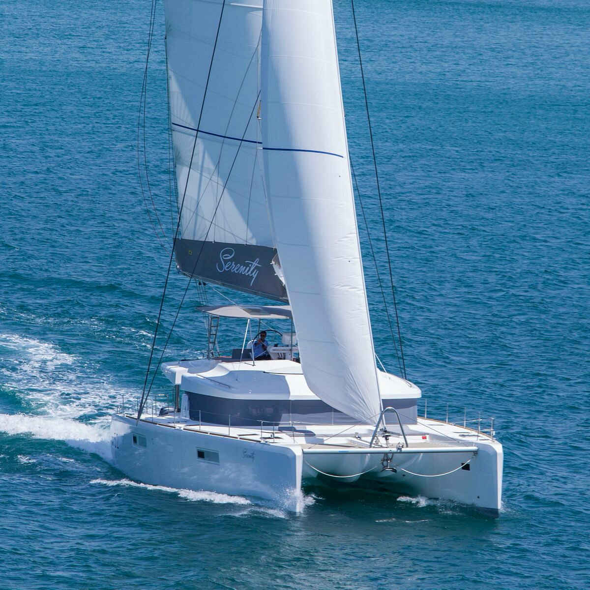 Lagoon Catamaran SERENITY - Main Shot