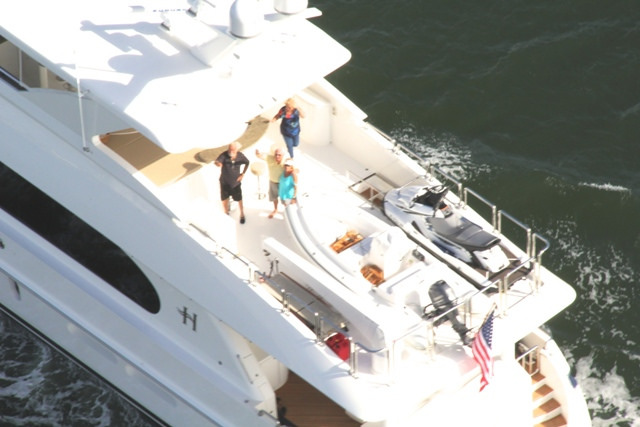 Luxury Yacht Charter Vacation Aboard Carbon Copy