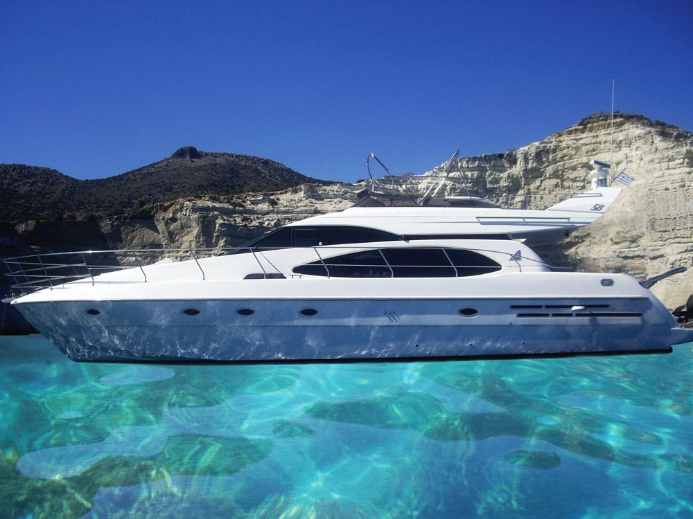 Motor Yacht AVENTURA II