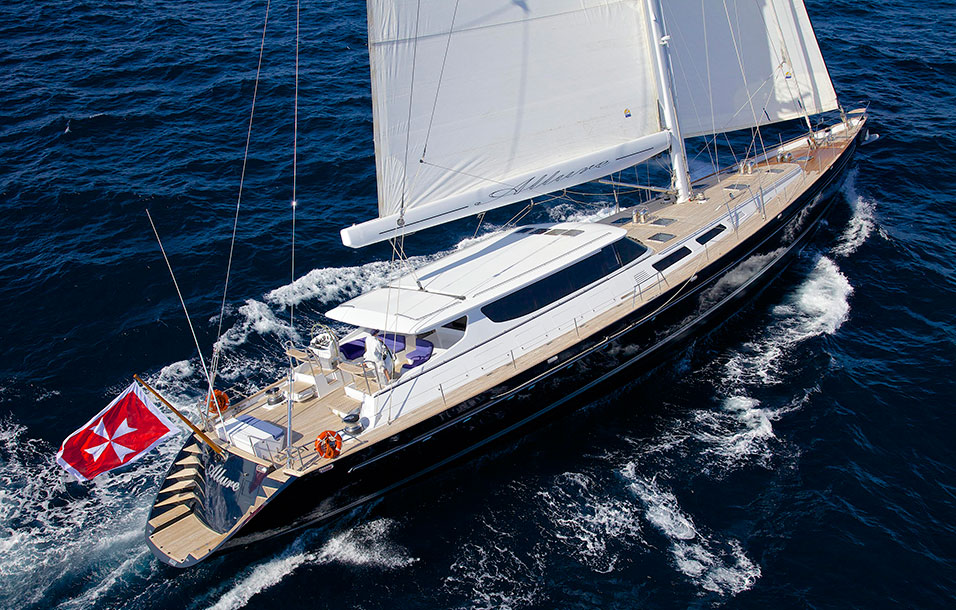 Sailing Yacht ALLURE
