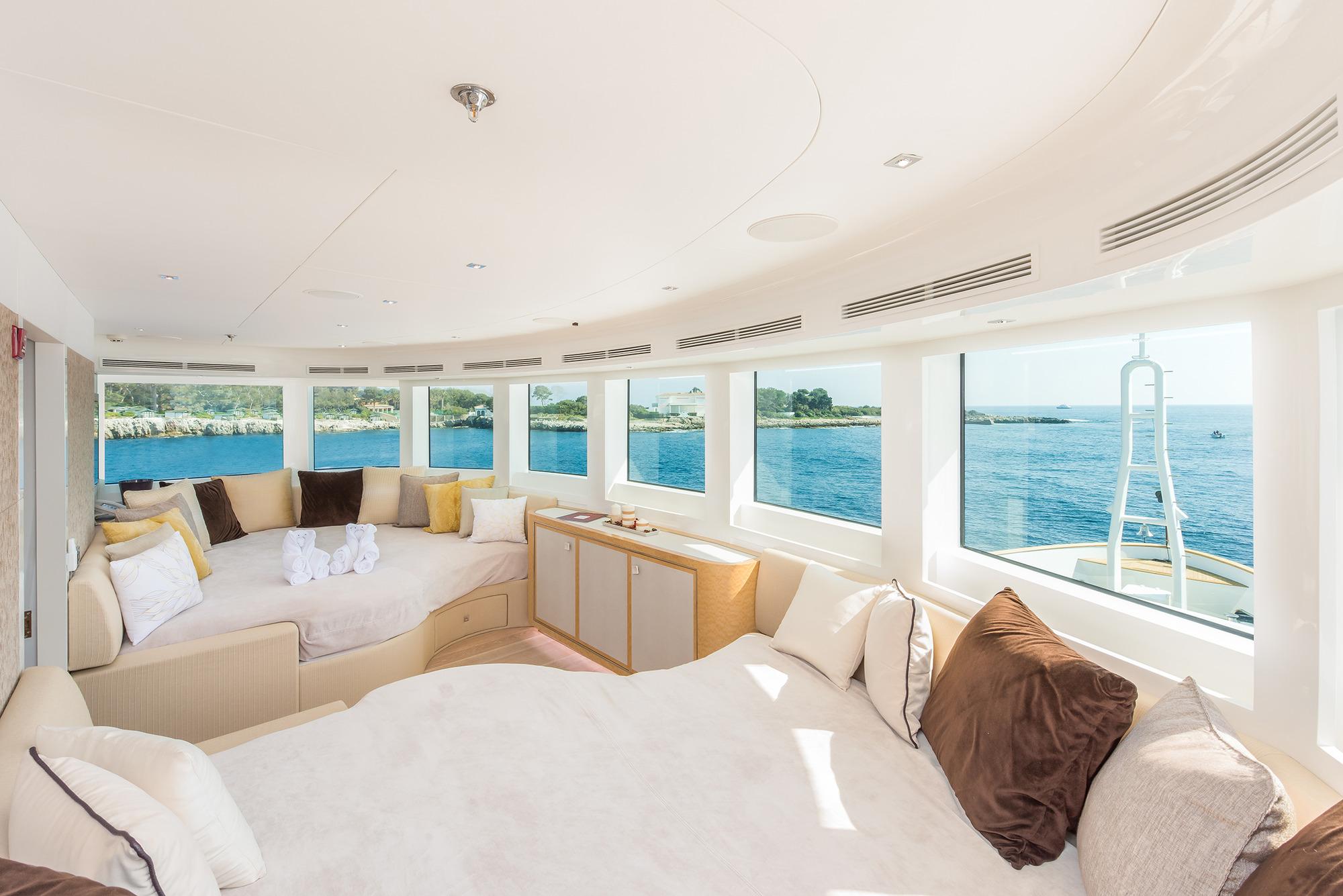 TV Room With Panoramic Views
