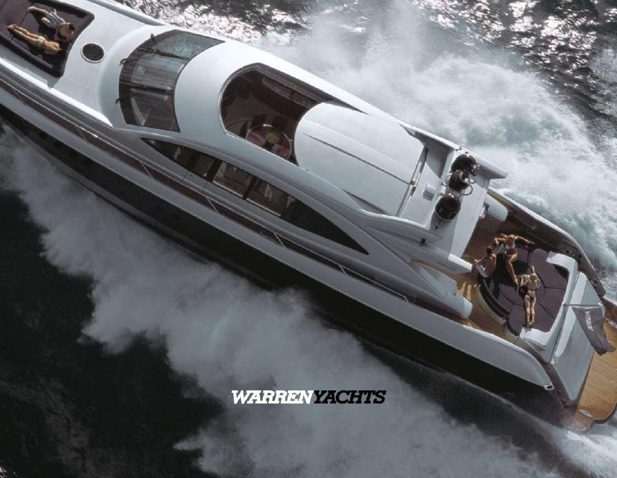 Warren Yachts S87