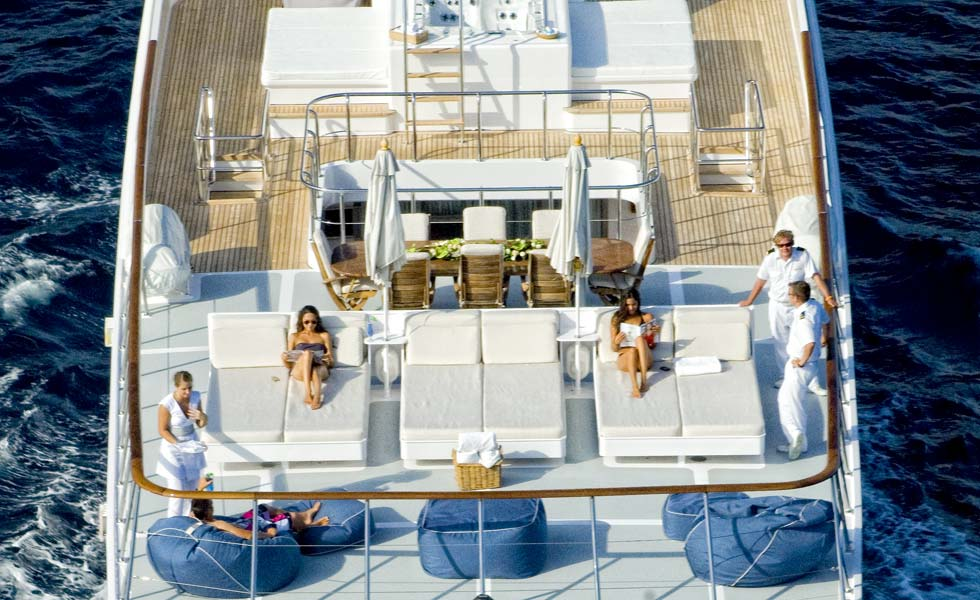 Yacht ILLUSSION By Feadship - Exterior