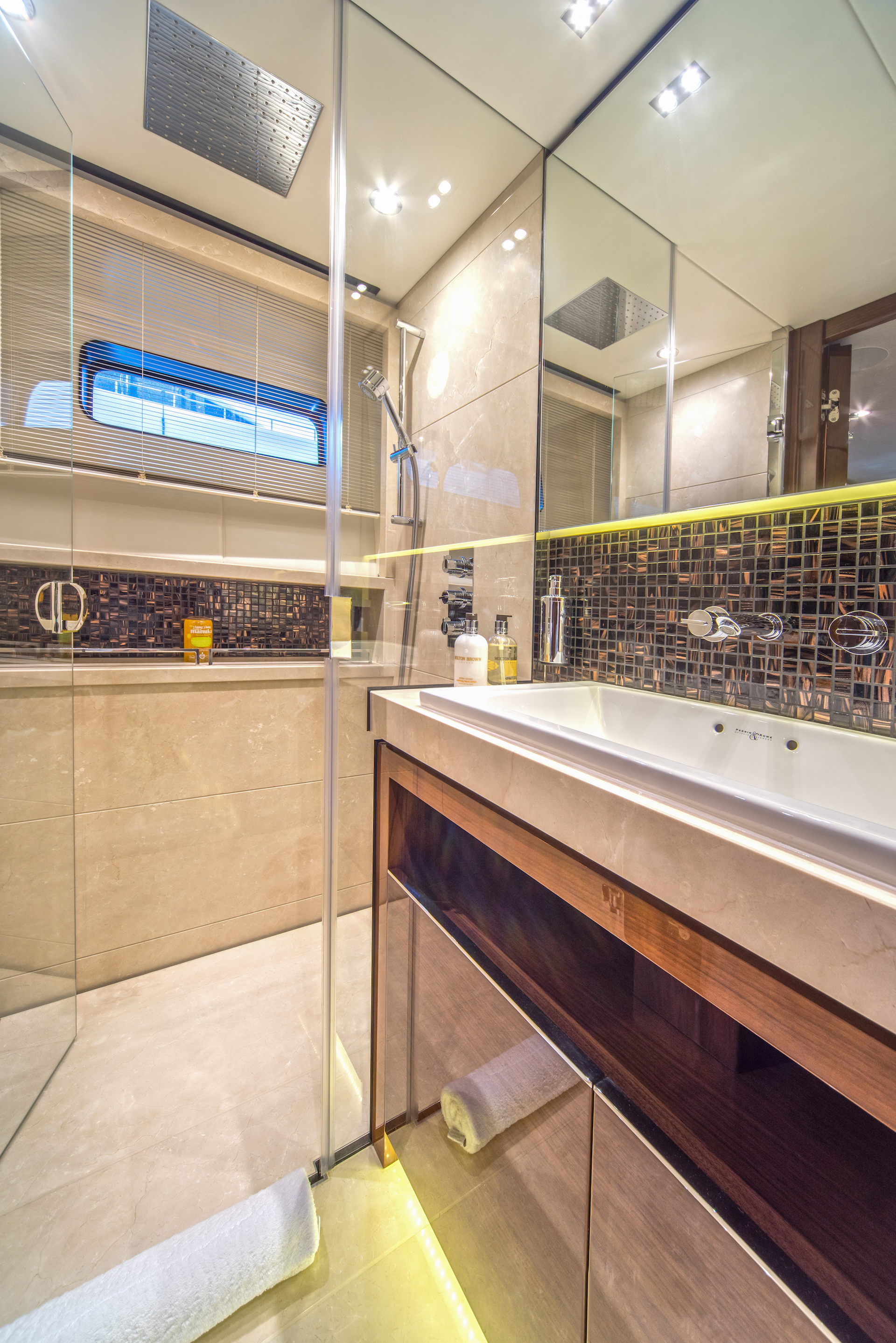 Guest Bathroom Detail