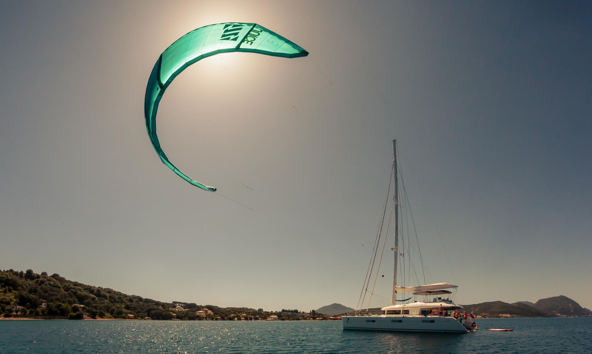 Luxury Sailing Catamaran