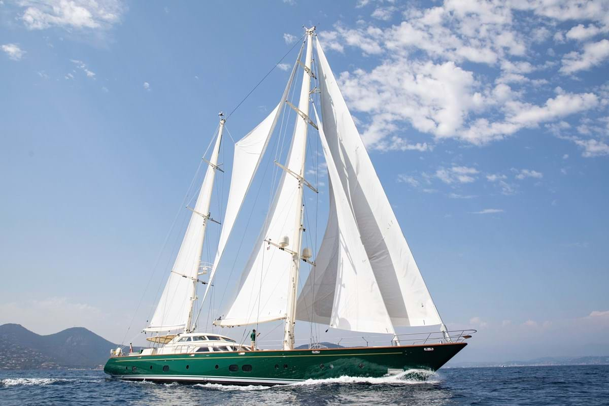 Luxury Yacht Norfollk Star