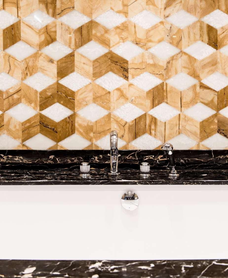 Owner Bathroom Detail