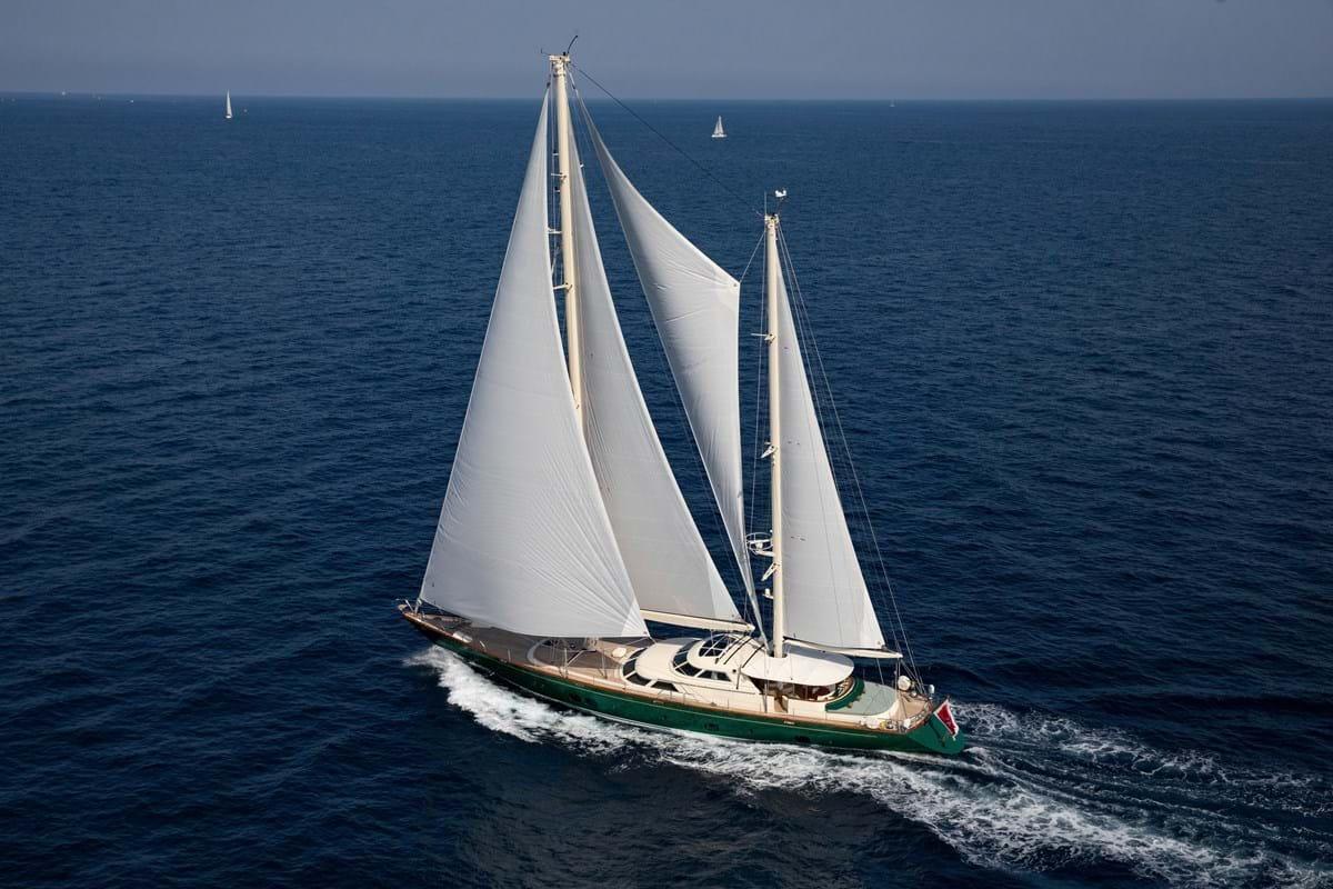 Sailing Yacht NORFOLK STAR