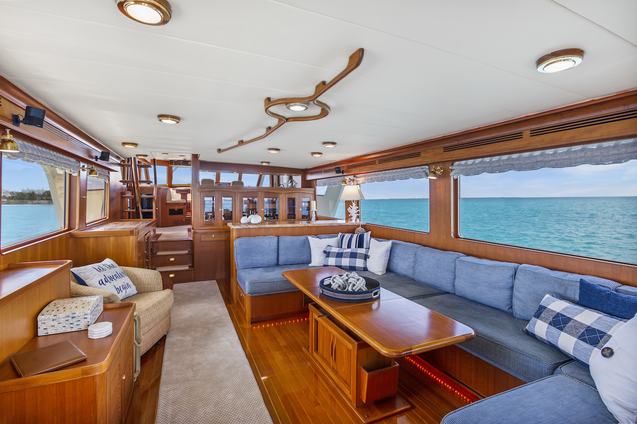 Saloon With Great Views