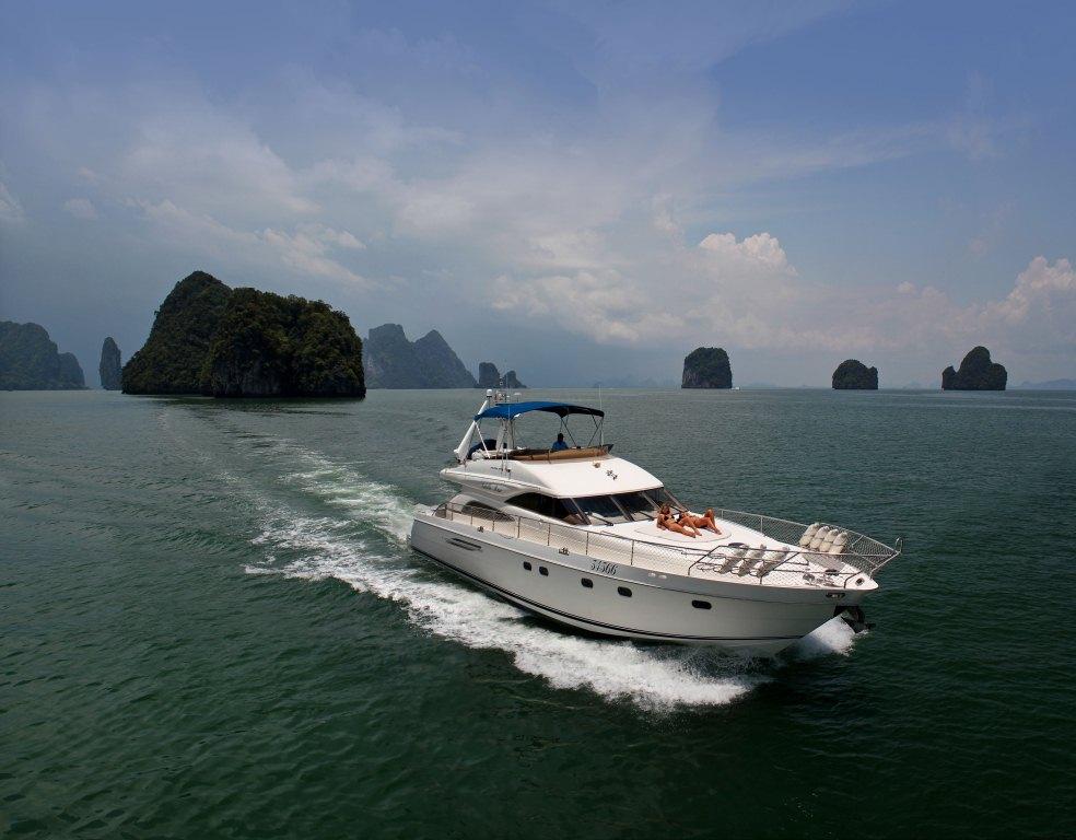ISABELLA ROSE -  Cruising in Thailand