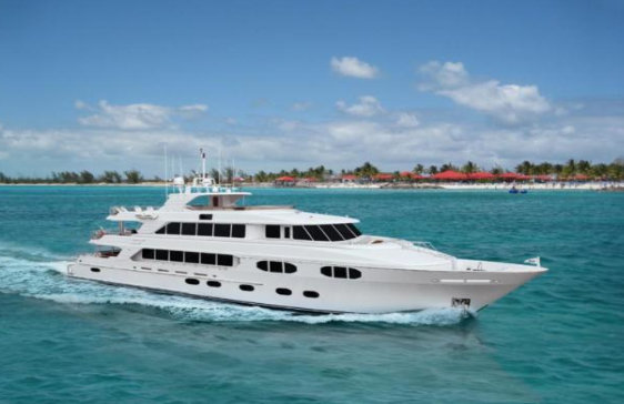 150ft superyacht Richmond Lady (hull 7) by Richmond Lady