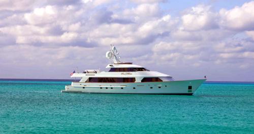 38.4m luxury yacht Sea Bear