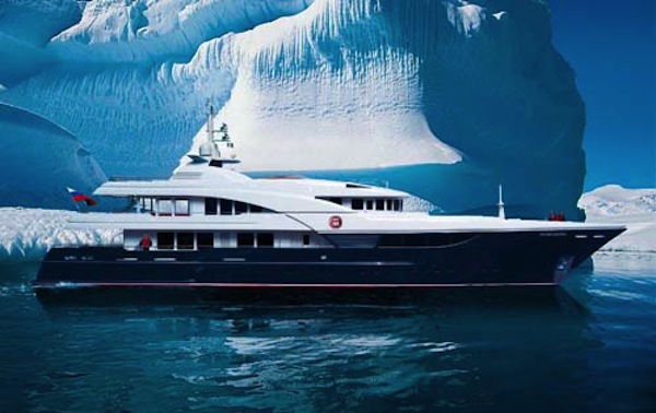 A Timmerman 47 Yacht