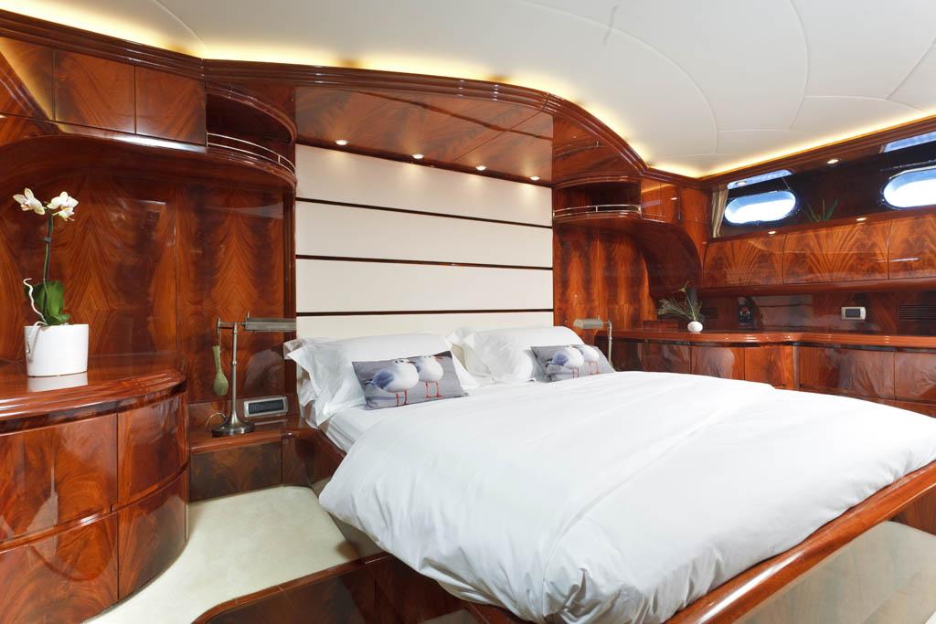 ADRIATIC BLUES - VIP cabin