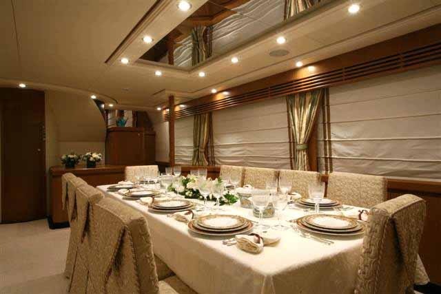 ALFA XII - Formal Dining