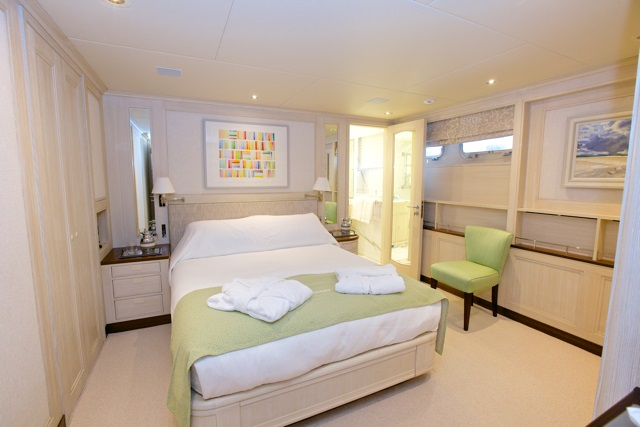 ANCALLIA - Double Cabin