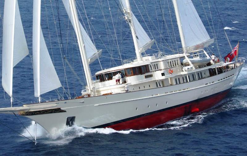 Sailing Yacht Athena A Gentleman S Superyacht