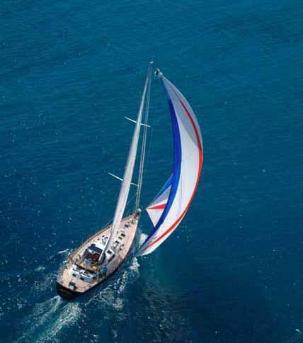AURORA 67ft -  Sailing