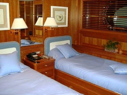 AURORE Twin Cabin