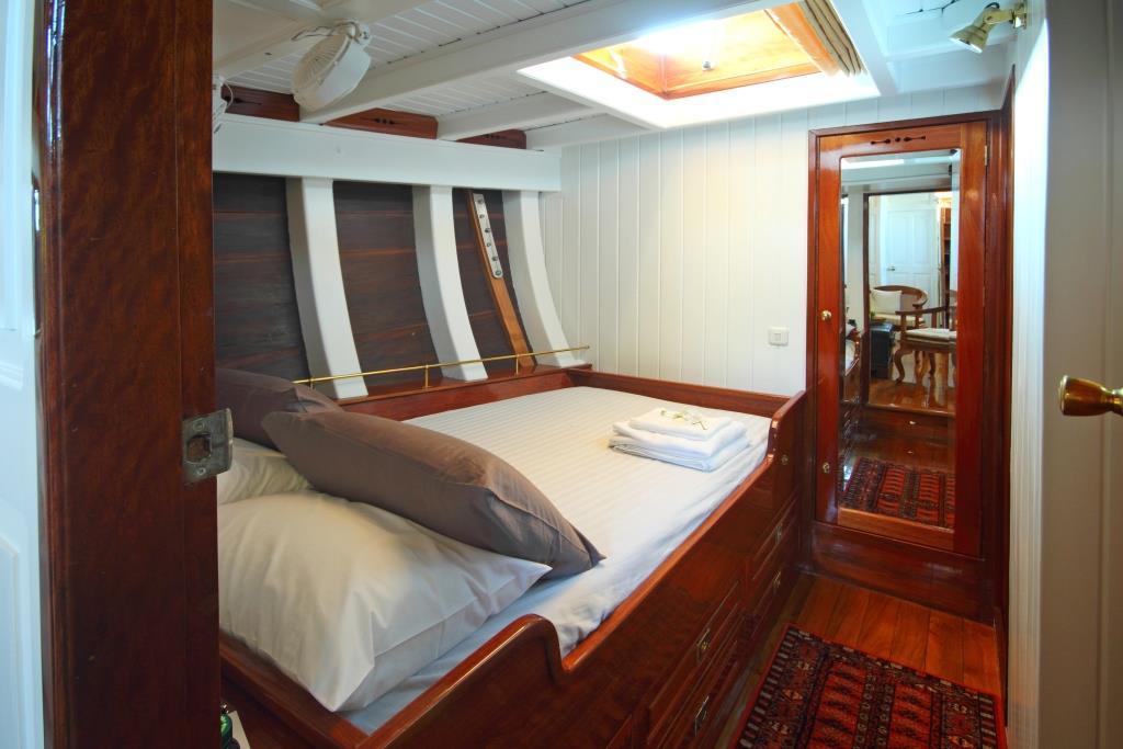 AVENTURE - Guest cabin