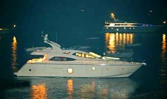 Antares III -  At Night