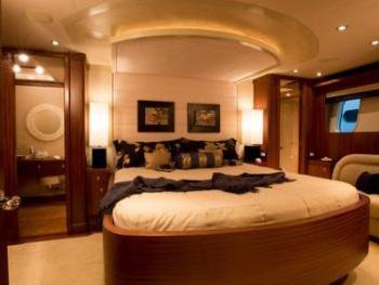 Aquarius -  Master Cabin